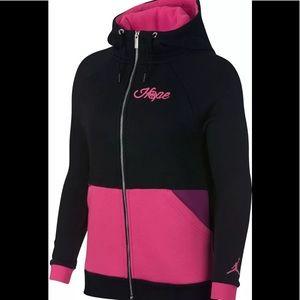 Girls/Youth Nike Full Zip up Sweatshirt Xsmall